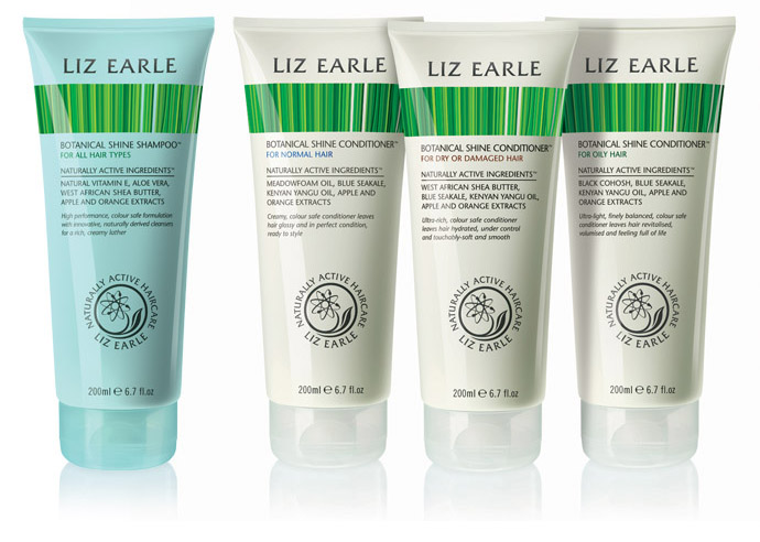 liz earle haircare