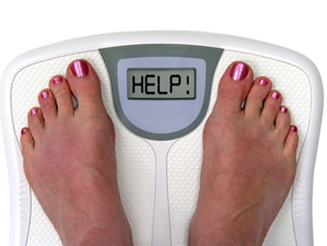 step away from the scales