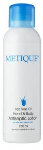 metique hand and body lotion