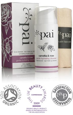 Pai Skincare camellia rose cleanser