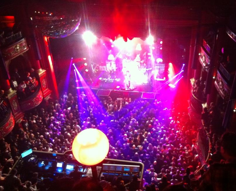 prince concert London