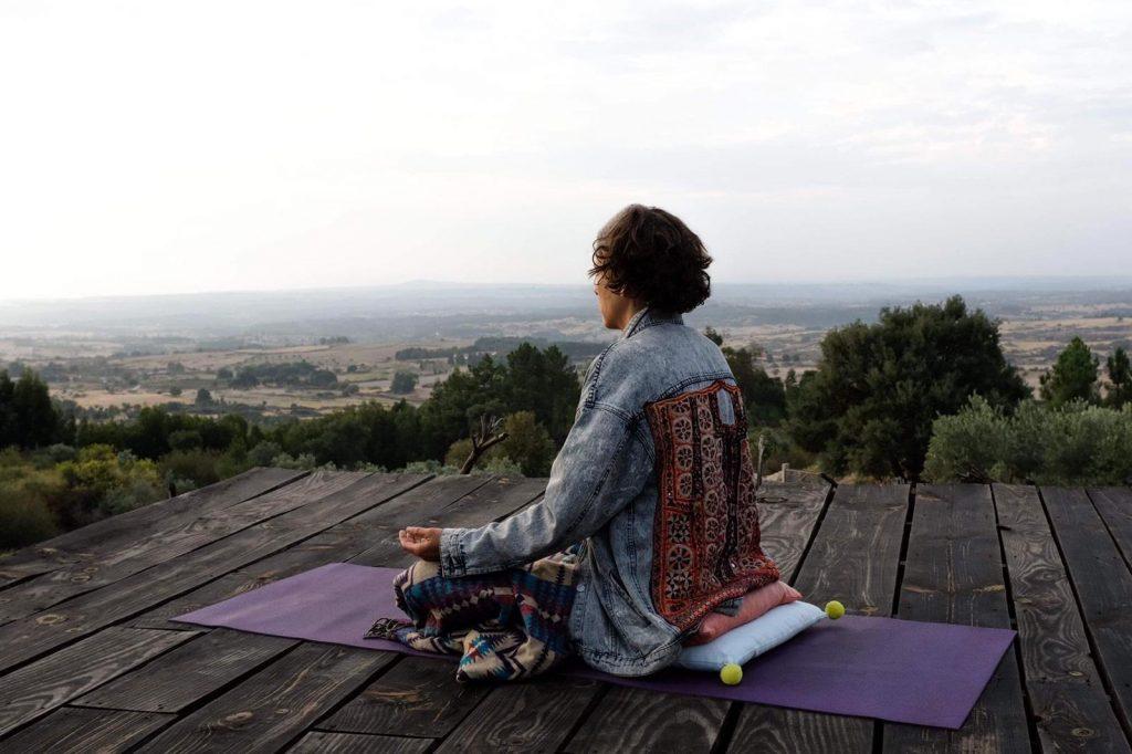 Olivia Wood Meditation